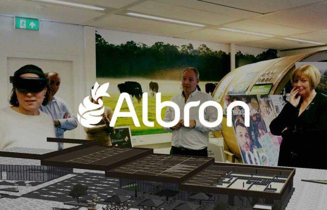 Albron Microsoft HoloLens case
