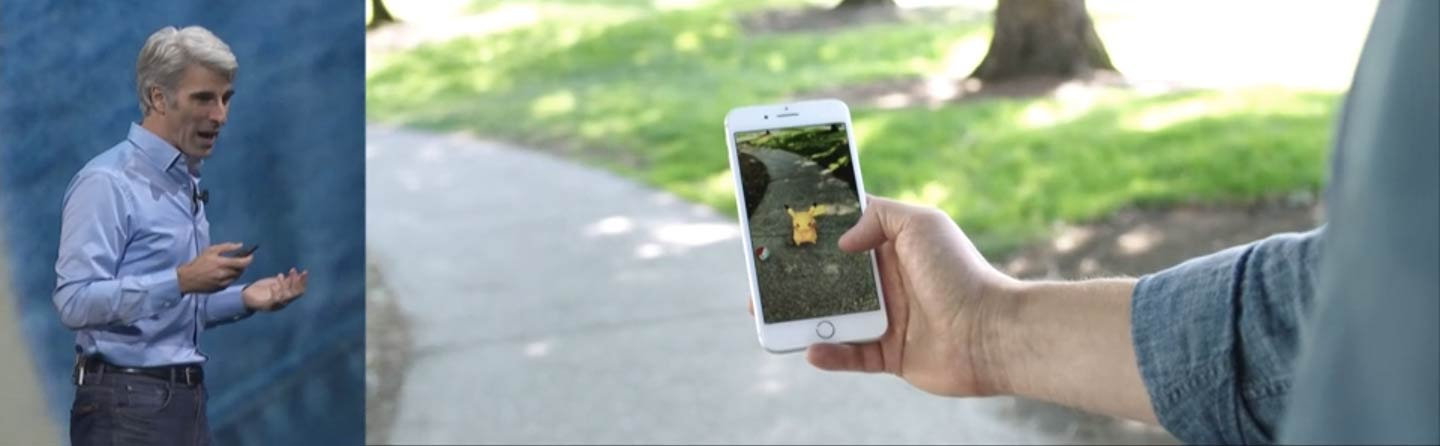 arkit-pokemon
